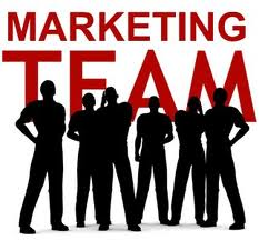 marketing staff