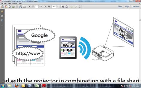 Halaman web